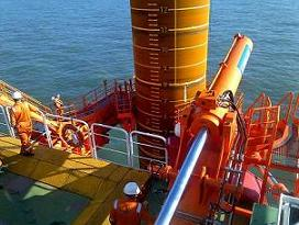 70-Ton Gripper Arm